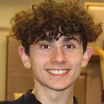 Headshot of Student Trustee Luca DiPietro
