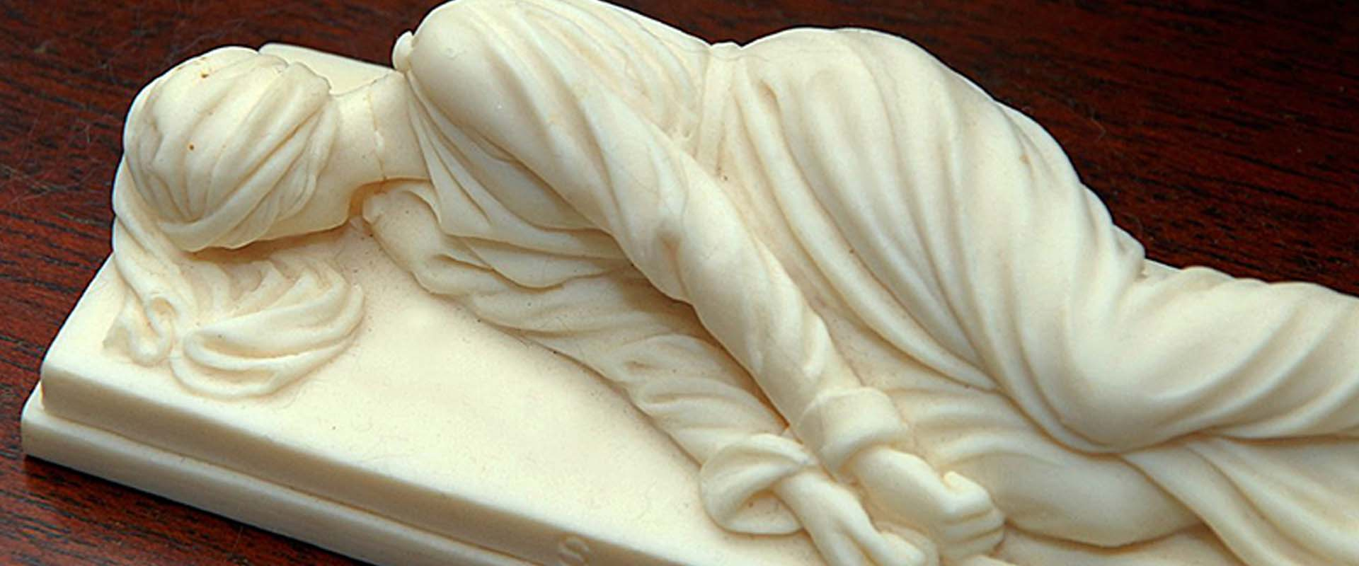 Saint of the Day for November 22 - Saint Cecilia