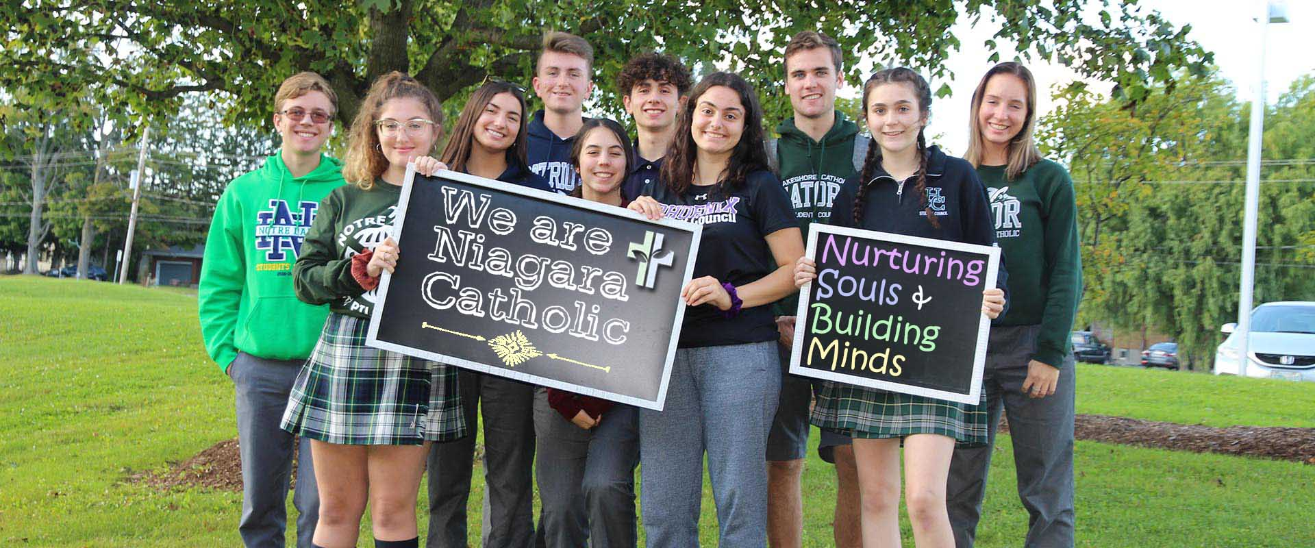 Student Council We are Niagara Catholic